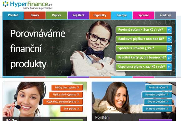 Společnost Hyperfinance